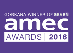 AMEC Awards 2016 winners logo