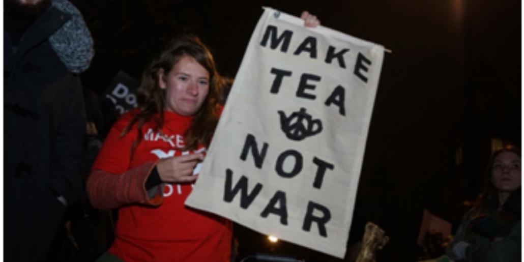 make tea big