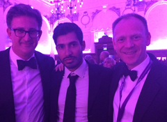 AMEC Awards 2016 Myles and Jeremy