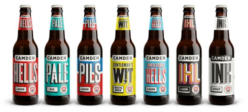 W Camden Town Brewery Bottles 1