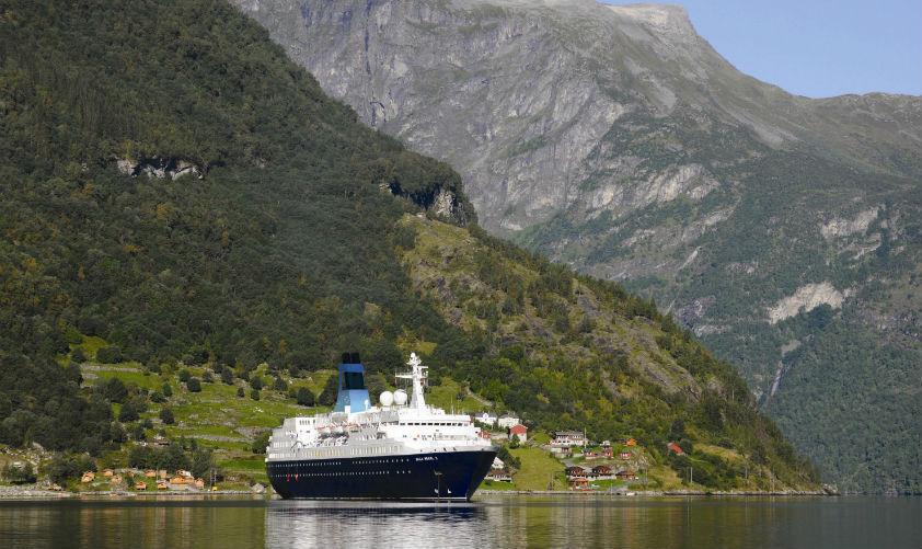 Saga Pearl II- Norway 1