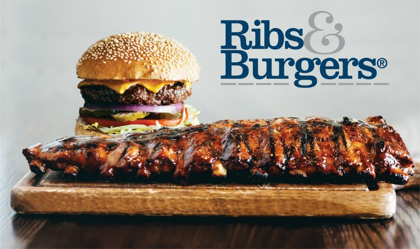 frank handles uk launch of ribs burgers gorkana. Black Bedroom Furniture Sets. Home Design Ideas