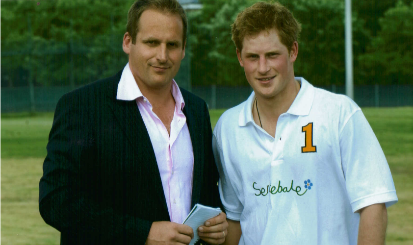 Duncan Larcombe Prince harry 1