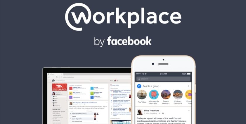 Facebook Workplace 3