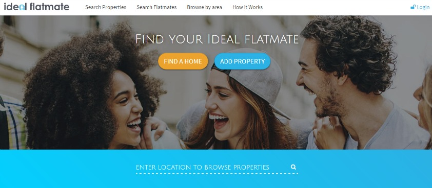 PHA Media has been appointed by new flatsharing website Ideal Flatmate to handle its comms activity