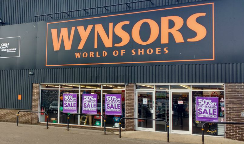 Wynsors World Shoes Uk
