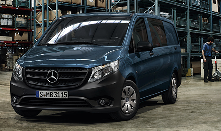 Mercedes benz vans uk retains markettiers gorkana for Mercedes benz work vans