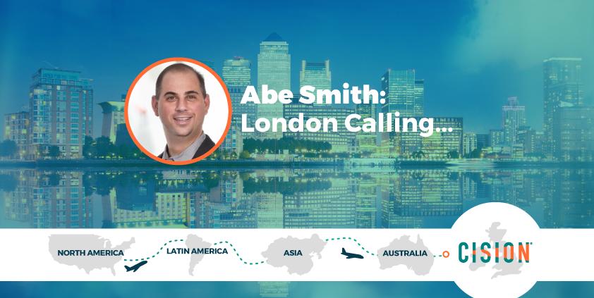Abe Smith London Calling