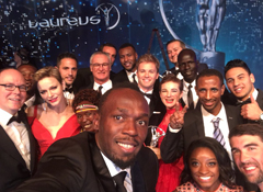 Laureus World Sports Awards appoint Clifford French