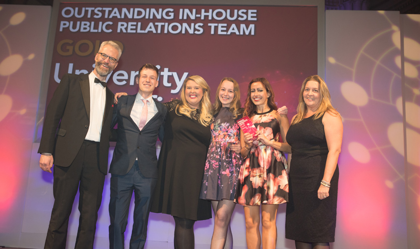 CIPR Yorkshire and Lincolnshire PRide Awards