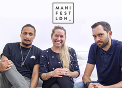 Manifest appoints three creatives