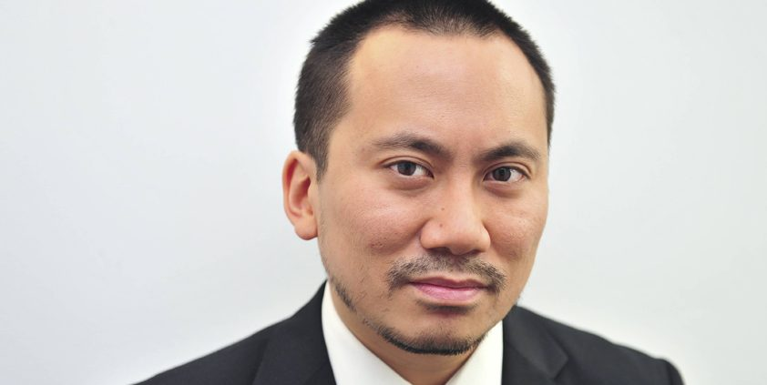 Meet the Journalist Sunday Express city and financial editor Geoff Ho