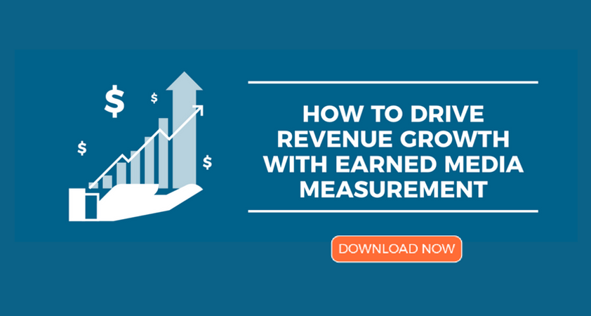 How to drive revenue growth with earned media measurement