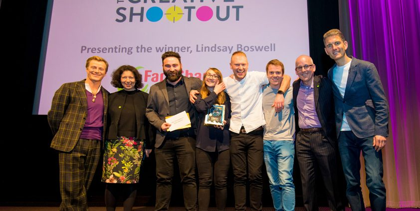 Raw London wins Creative Shootout 2018