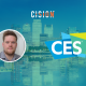Cision Insights reveals the top tech media trends from CES 2018