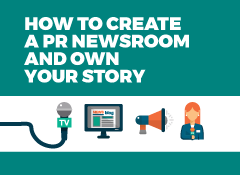 How to implement a PR newsroom