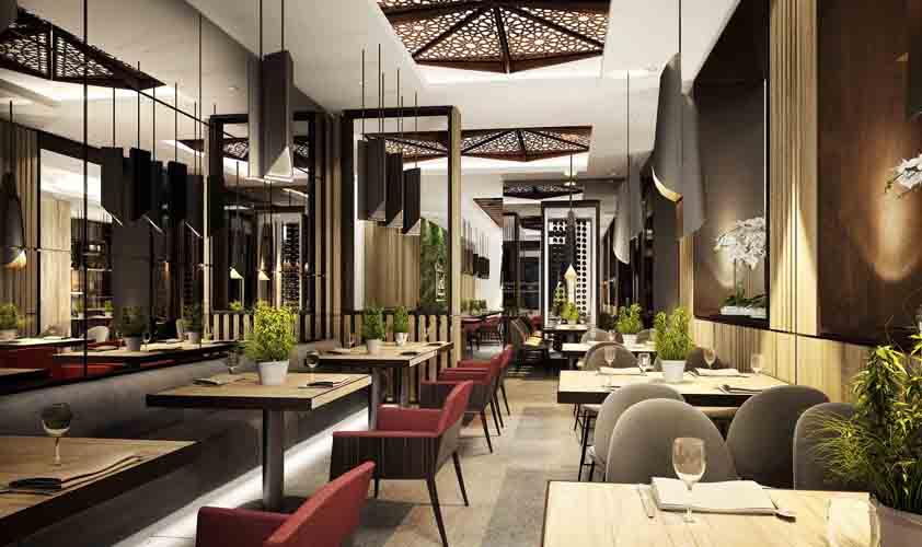 Mason Williams To Promote New London Restaurant Launch