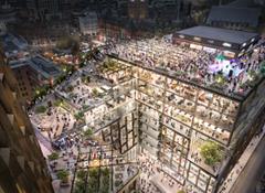 Roland Dransfield to launch Manchester regeneration scheme
