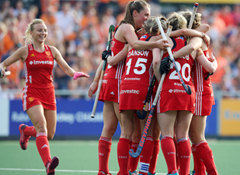 Promote PR scores England Hockey World Cup brief