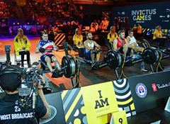 Newsfeed PR to support the Invictus Games Foundation