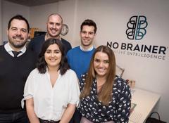 No Brainer celebrates four new client wins