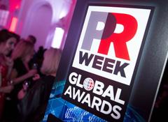 Ketchum and Weber Shandwick win big at PR Week Global Awards