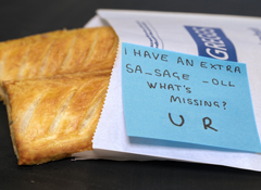 PR Case Study: Splendid Communications – Greggs