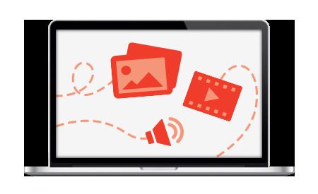 PRN multimedia services