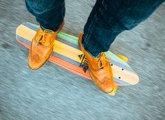 Cool/skateboard