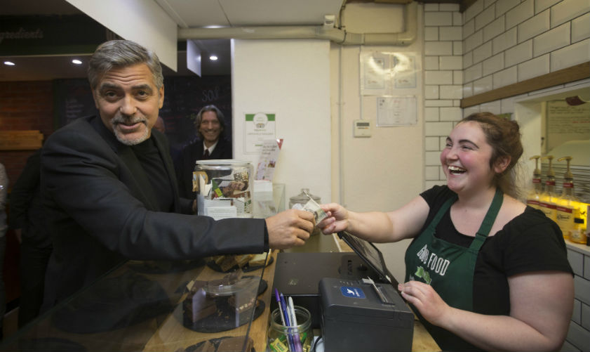 George Clooney 1