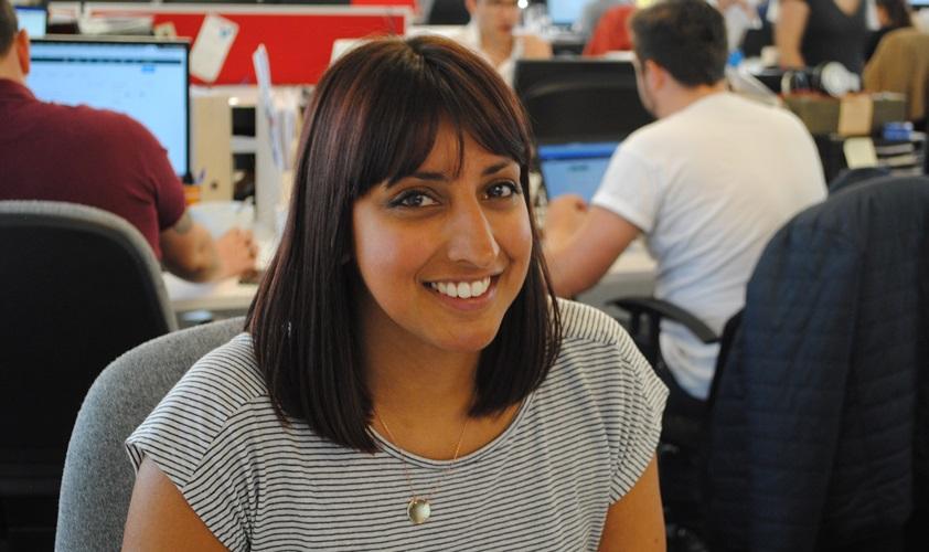 Acuity hires Mindi Chahal as content editor - Gorkana