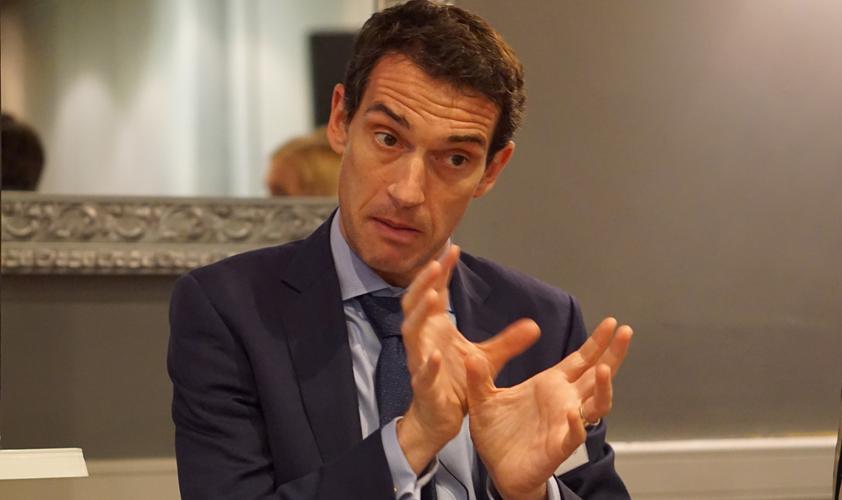 Francesco Guerrera, Financial News, Dow Jones