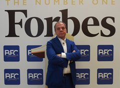 Alessandro Rossi, Forbes