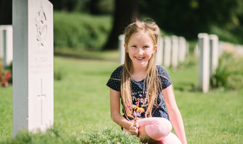 Zest The Agency wins Commonwealth War Graves Foundation