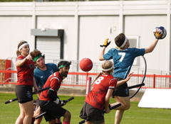60 Seconds with Quidditch Premier League comms director Tom Ffiske