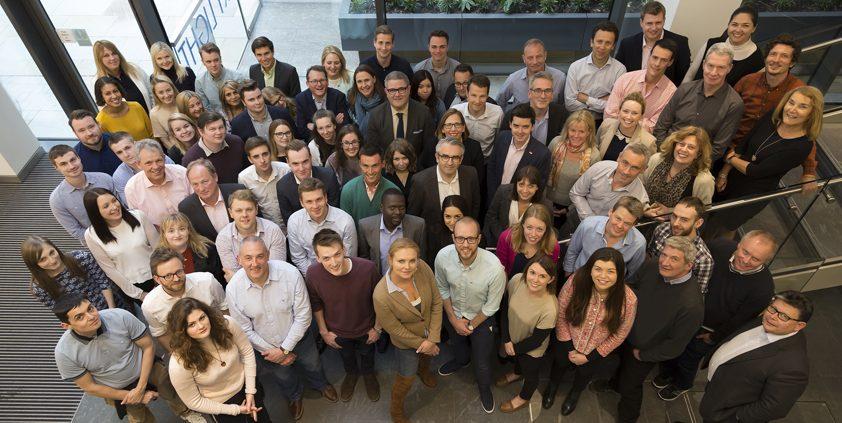 The Newgate Communications team