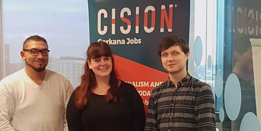 Gorkana Jobs relaunches as Cision Gorkana Jobs
