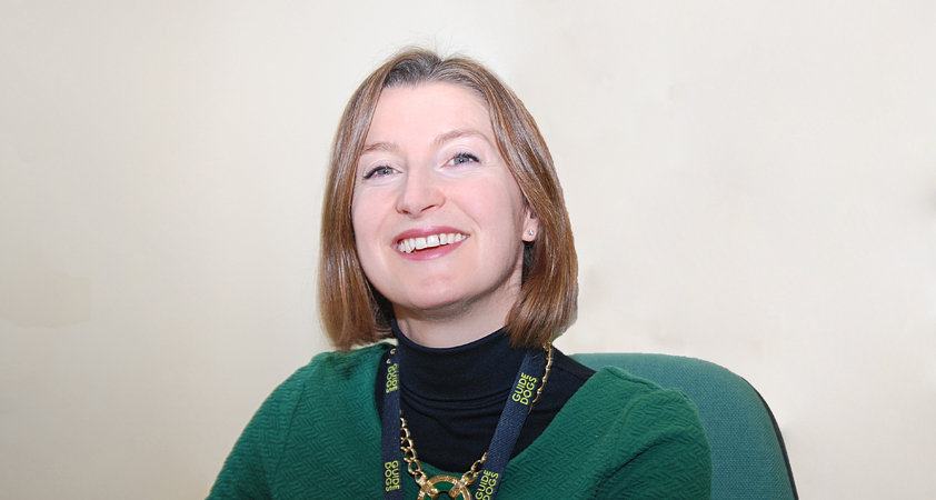 Louise Robertshaw, London's Air Ambulance