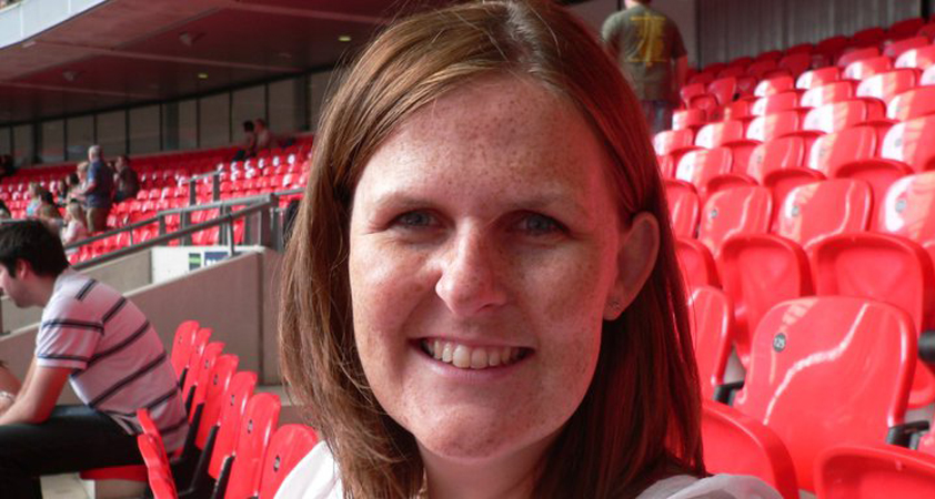 Suzy Ferguson, Suzy Spirit Award