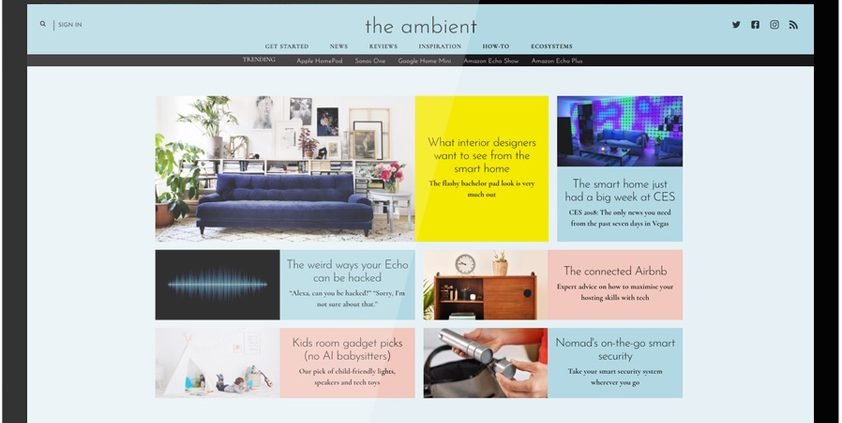 Meet the Journalist: The Ambient co-founder Paul Lamkin