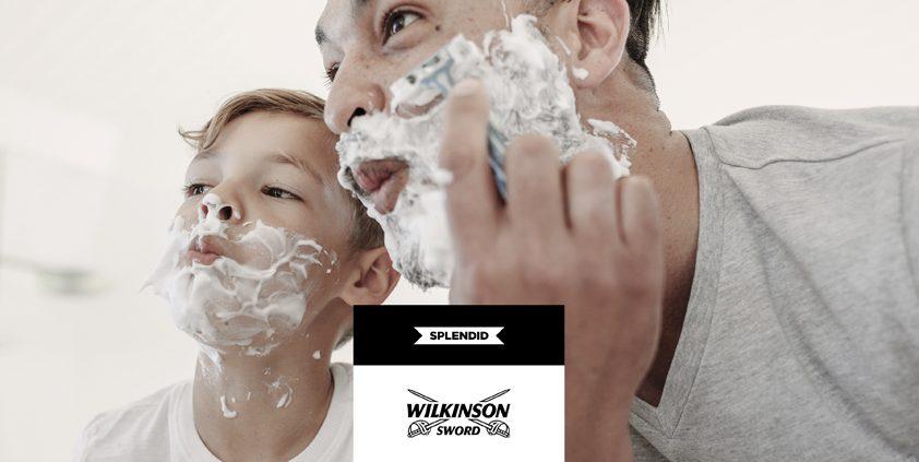Splendid to handle Wilkinson Sword's social strategy