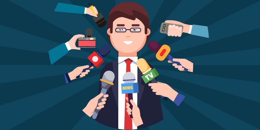 Fake news is the biggest challenge facing the media today