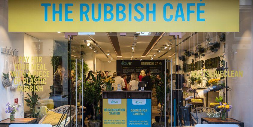 PR Case Study: Red Consultancy - The Rubbish Café