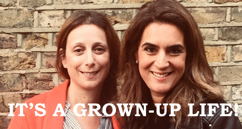 Meet the journalists: It's a Grown Up Life's Samantha Simmonds and Lauren Libbert