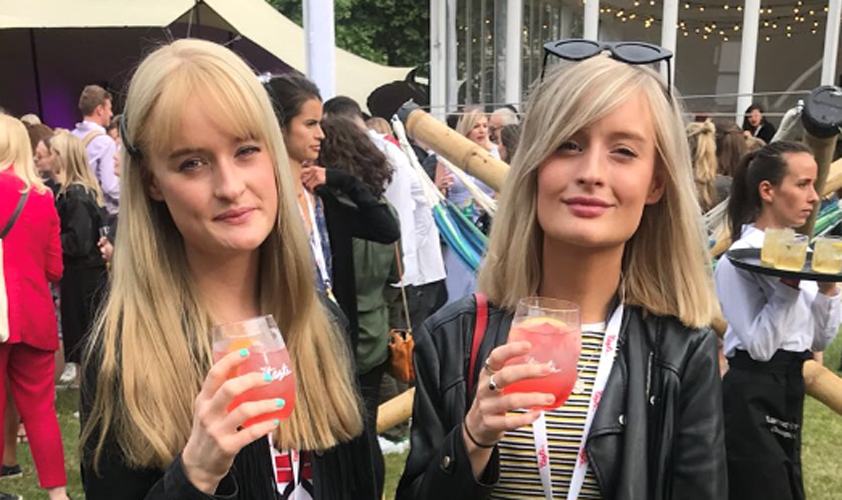 60 Seconds with Bland PR's Alice and Heidi Bland