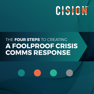 The four steps to creating a foolproof crisis comms response