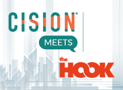 CisionMeets... webinar series launches with The Hook