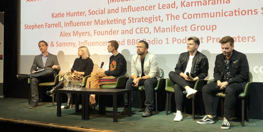 """Niki & Sammy: """"We've had no long-term relationship with brands"""""""