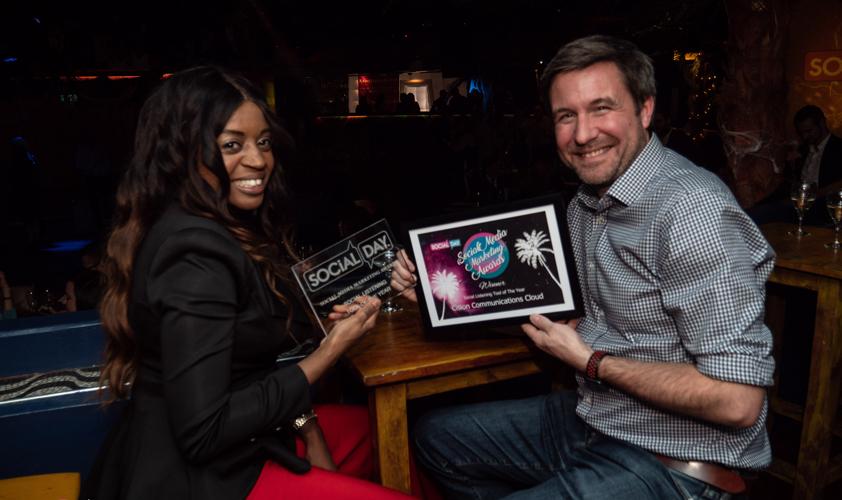 Cision named best social listening tool at Social Media Marketing Awards