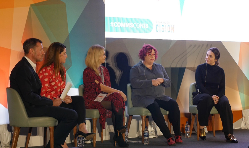 Storytellers reveal how to develop great campaigns at CommsCon